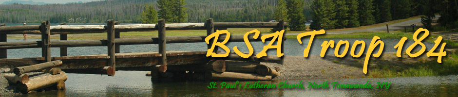 BSA Troop 184
