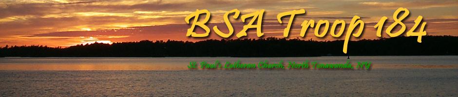 BSA Troop 184